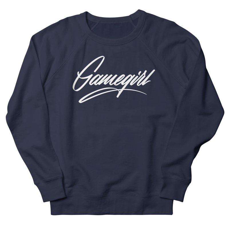 GAMEGIRL Women's Sweatshirt by Original hand lettered apparel