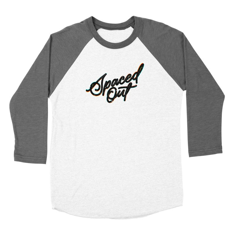Spaced out Women's Longsleeve T-Shirt by Original hand lettered apparel