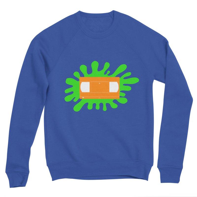 VHS Slime part II Men's Sweatshirt by CASINOSKUNK PRODUCTIONS