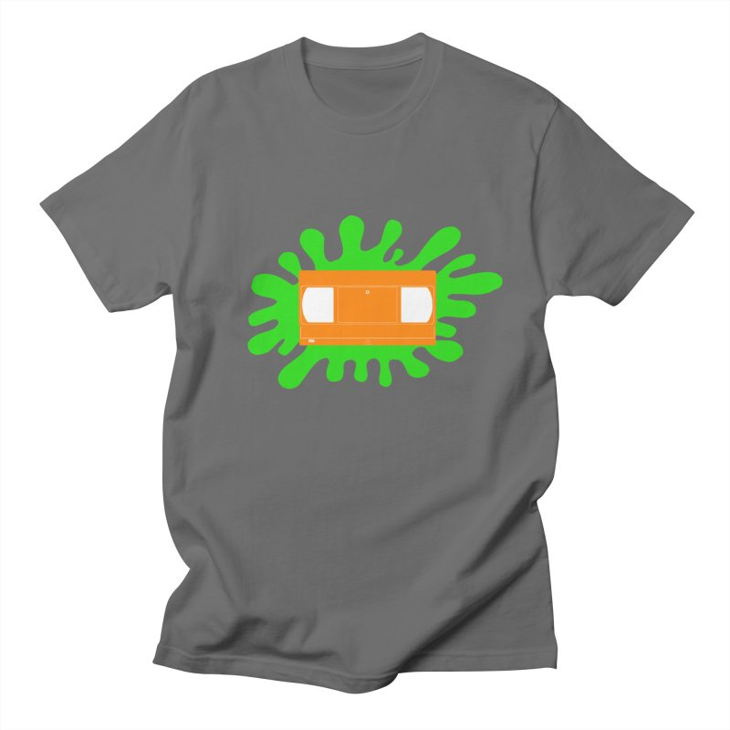 VHS Slime part II Men's T-Shirt by CASINOSKUNK PRODUCTIONS