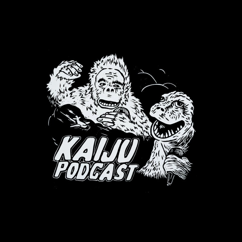 Kaiju Podcast - Block Watch Design Accessories Skateboard by CASINOSKUNK PRODUCTIONS