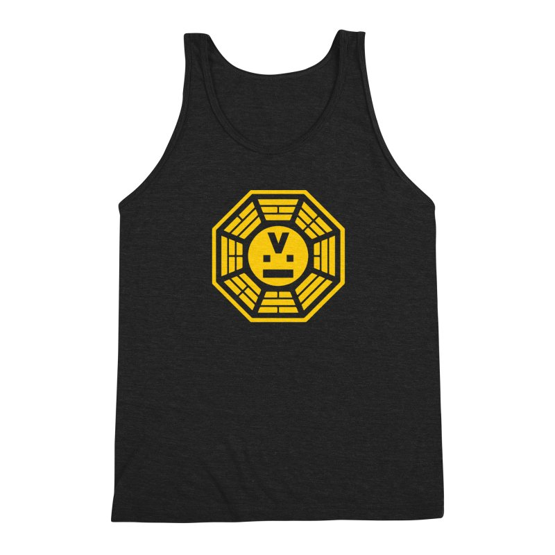"Dharmalars Logo ""Goldenrod"" Men's Tank by CASINOSKUNK PRODUCTIONS"