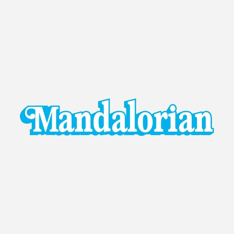 "Mandalorian ""Podcast Logo"" Men's Tank by CASINOSKUNK PRODUCTIONS"