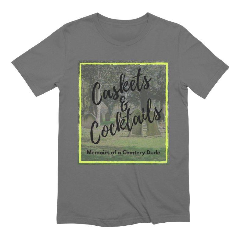 Podcast Art Men's T-Shirt by casketsandcocktails's Artist Shop