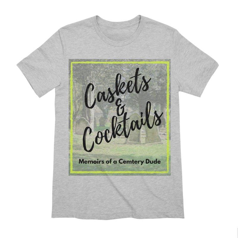 Podcast Art Men's Extra Soft T-Shirt by casketsandcocktails's Artist Shop