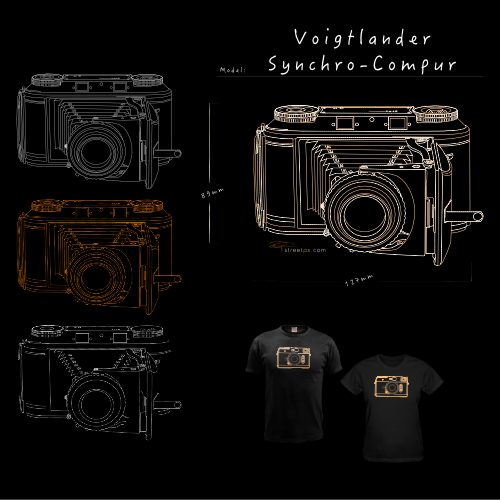 Camera-Illustrations