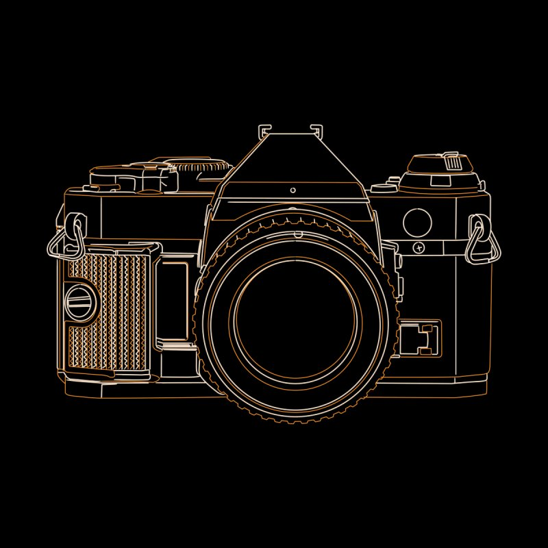 Canon AE1 Program by RE Casper Studio