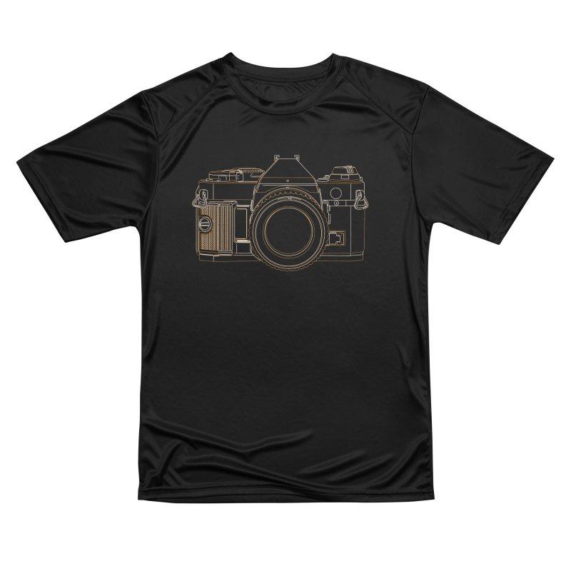 Canon AE1 Program Men's Performance T-Shirt by RE Casper Studio