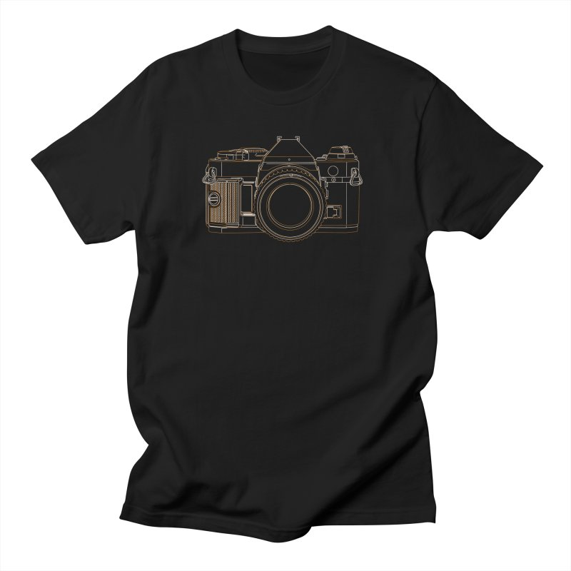 Canon AE1 Program Men's Regular T-Shirt by RE Casper Studio