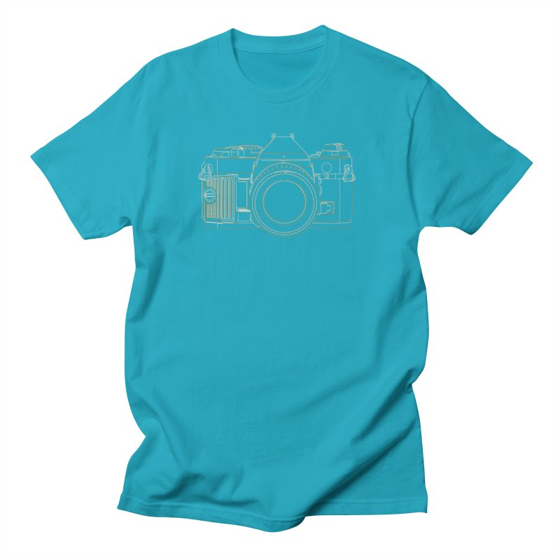 Canon AE1 Program Men's T-Shirt by RE Casper Studio