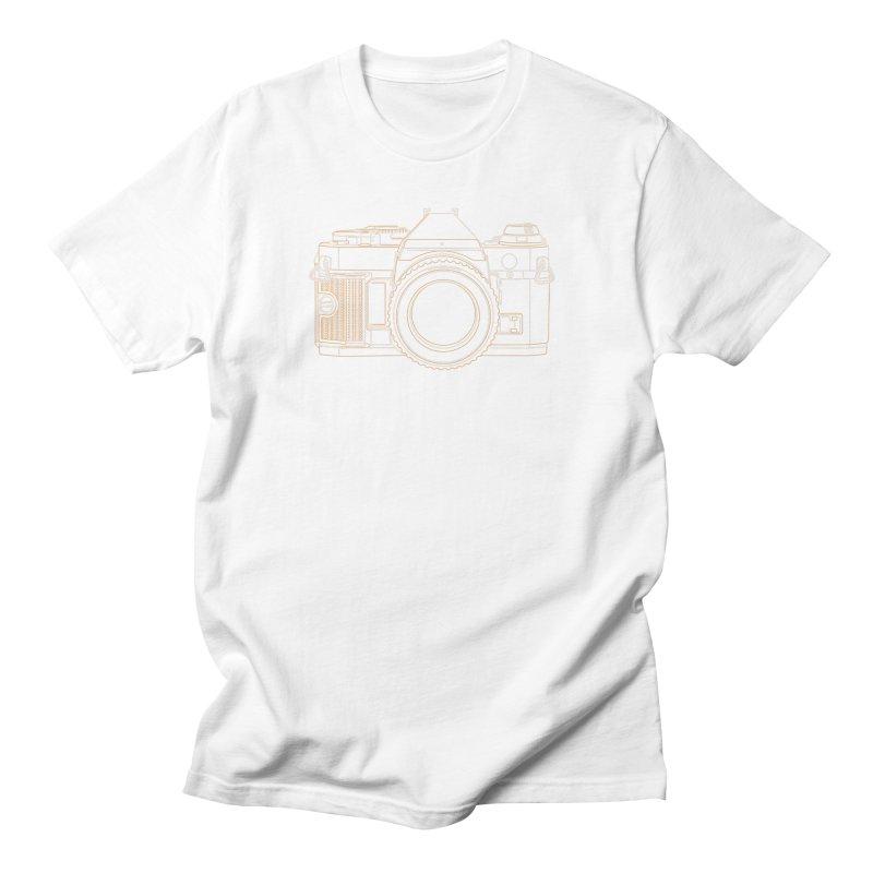 Canon AE1 Program Men's Regular T-Shirt by RE Casper Studio