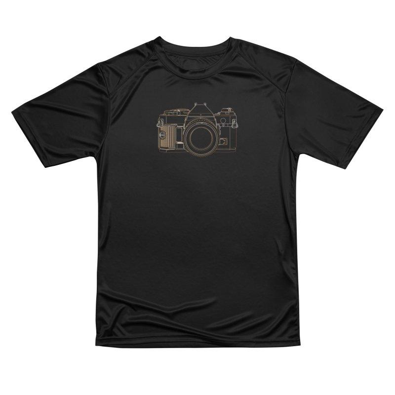 Canon AE1 Program Men's T-Shirt by RE Casper Studio
