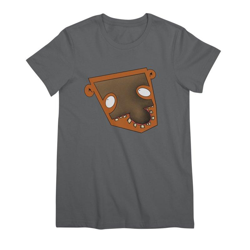 Puzzle Face Women's T-Shirt by RE Casper Studio