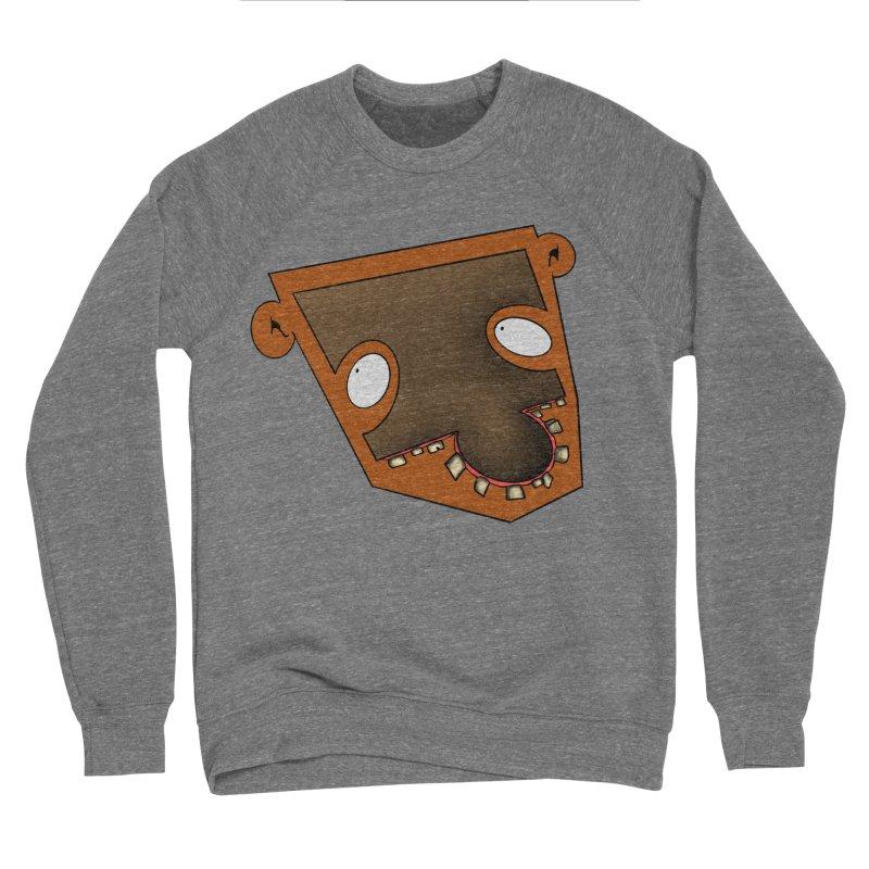 Puzzle Face Women's Sweatshirt by RE Casper Studio