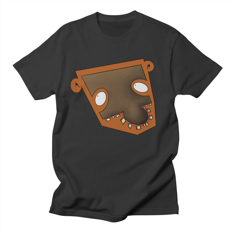 Puzzle Face Men's T-Shirt by RE Casper Studio
