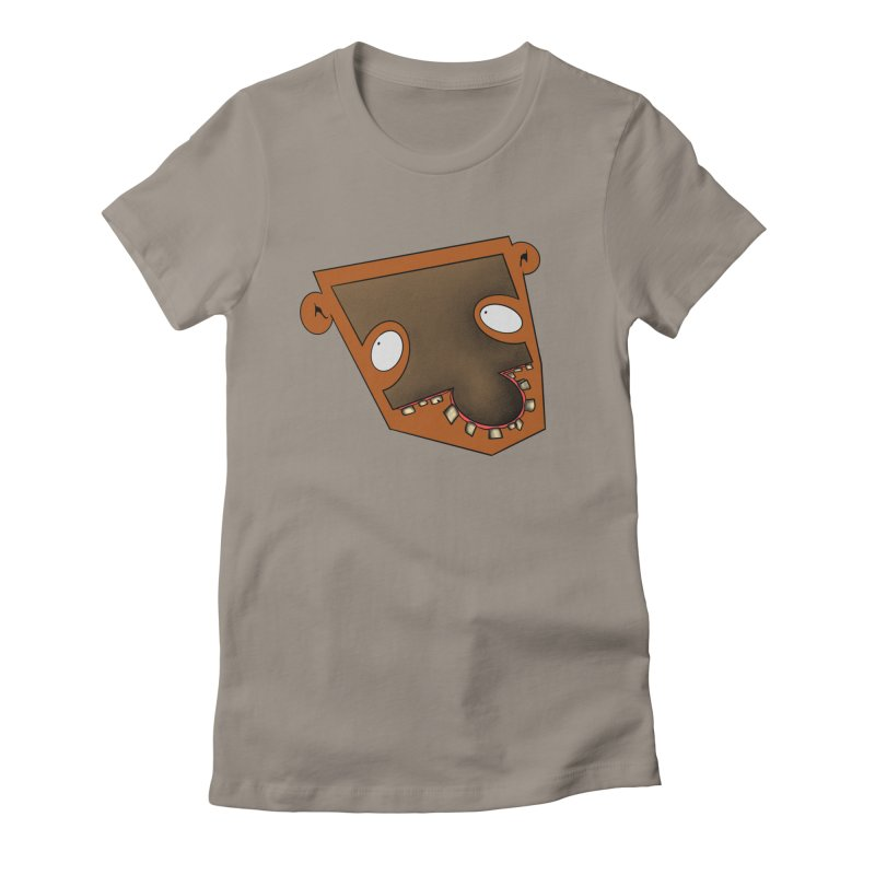 Puzzle Face Women's T-Shirt by RE Casper Studio