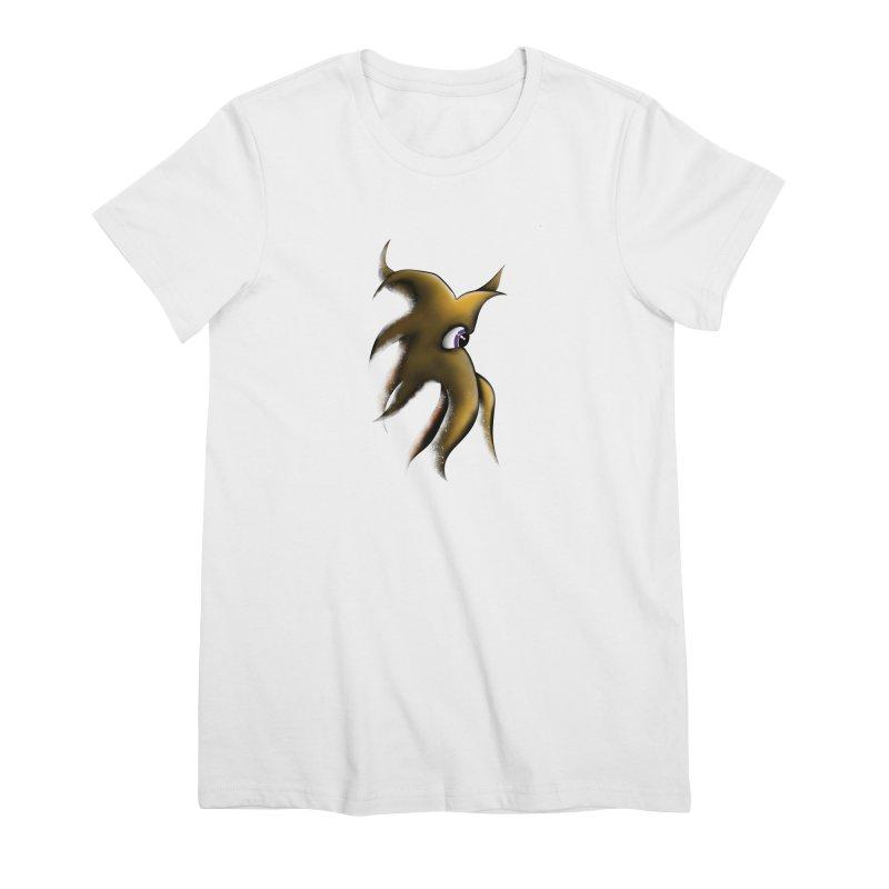Star Face Women's T-Shirt by RE Casper Studio