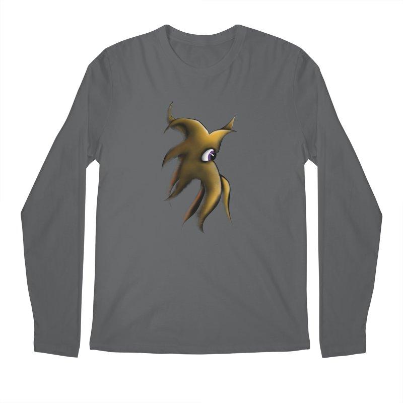 Star Face Men's Longsleeve T-Shirt by RE Casper Studio