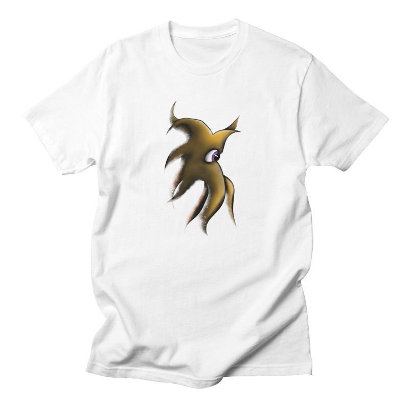 Star Face Men's T-Shirt by RE Casper Studio