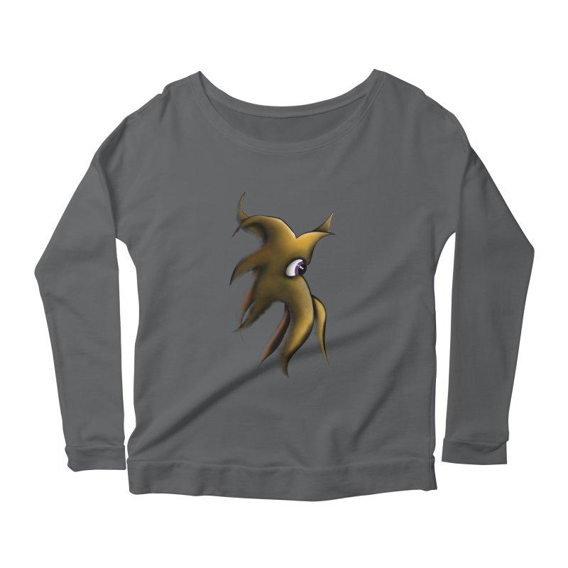 Star Face Women's Longsleeve T-Shirt by RE Casper Studio