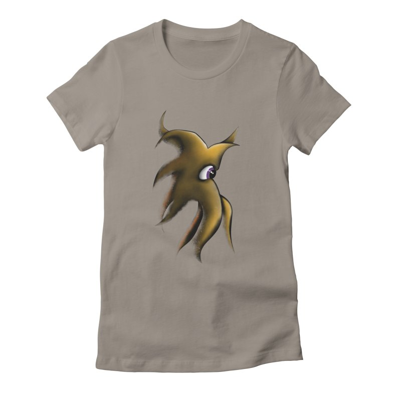Star Face Women's T-Shirt by RE Casper Studio