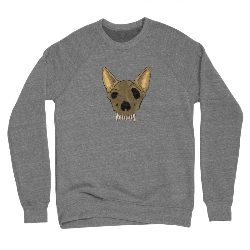 K9 Skull Women's Sweatshirt by RE Casper Studio