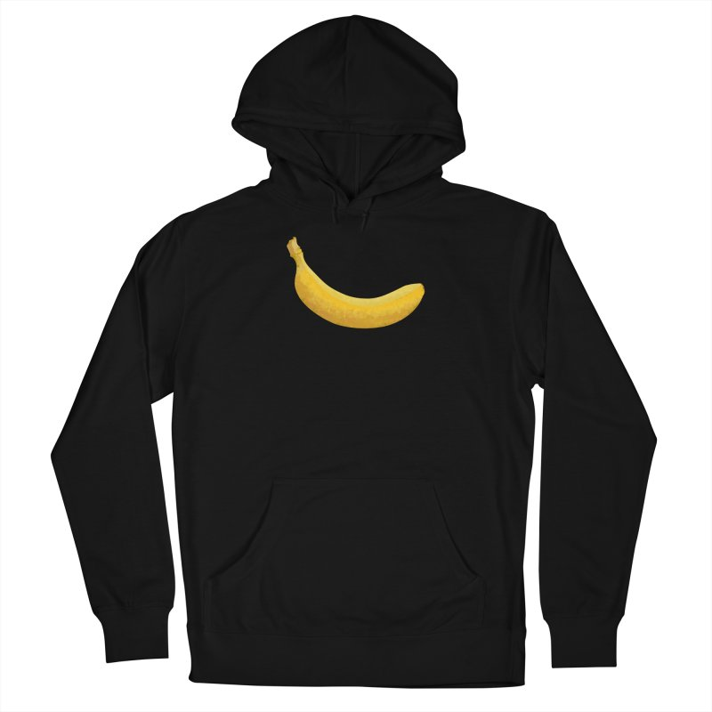 Banana Women's Pullover Hoody by RE Casper Studio