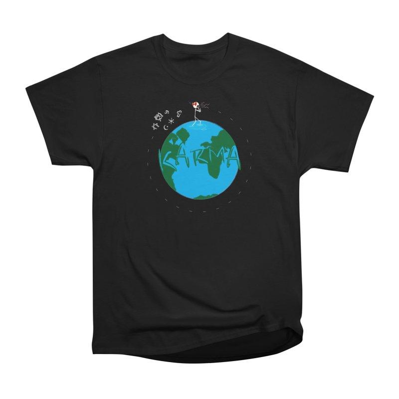 Karma Series - Religion Women's T-Shirt by RE Casper Studio