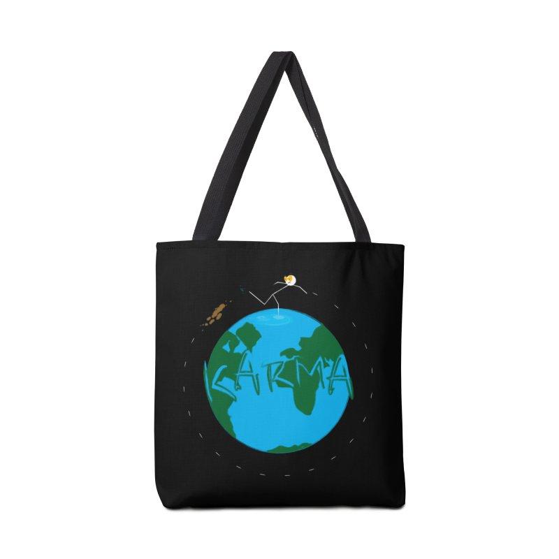 Karma Series - Poo Accessories Tote Bag Bag by RE Casper Studio
