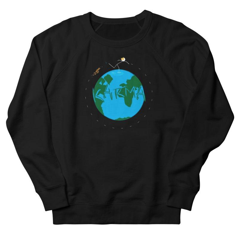 Karma Series - Poo Men's Sweatshirt by RE Casper Studio