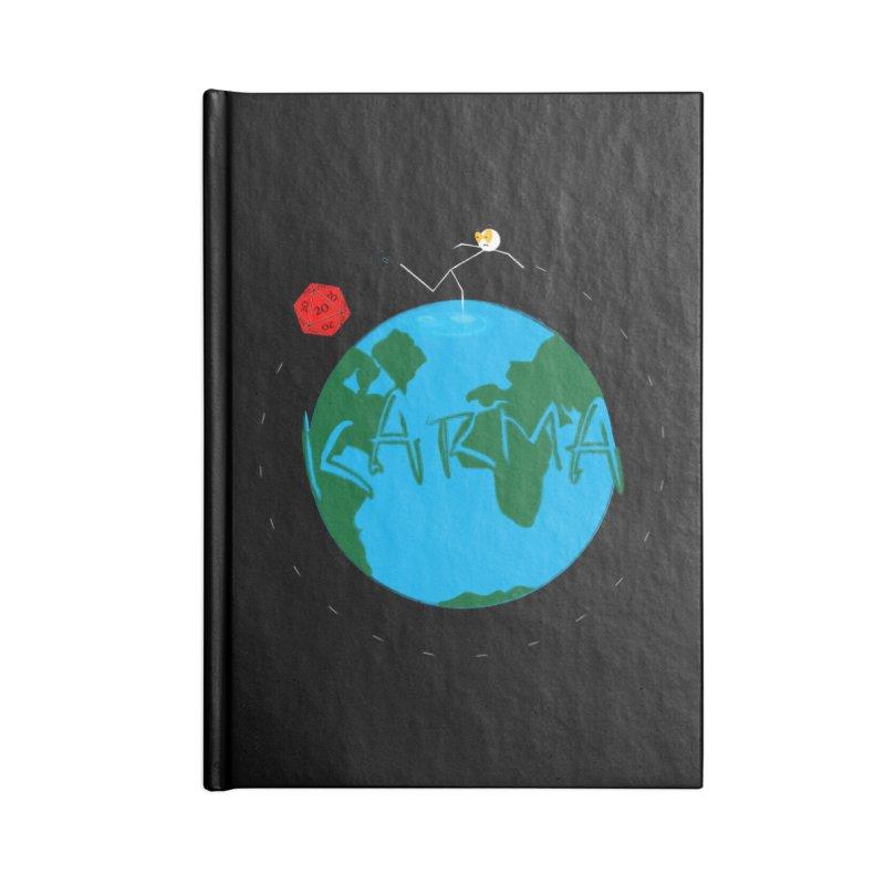 Karma Series - d2020 Accessories Notebook by RE Casper Studio