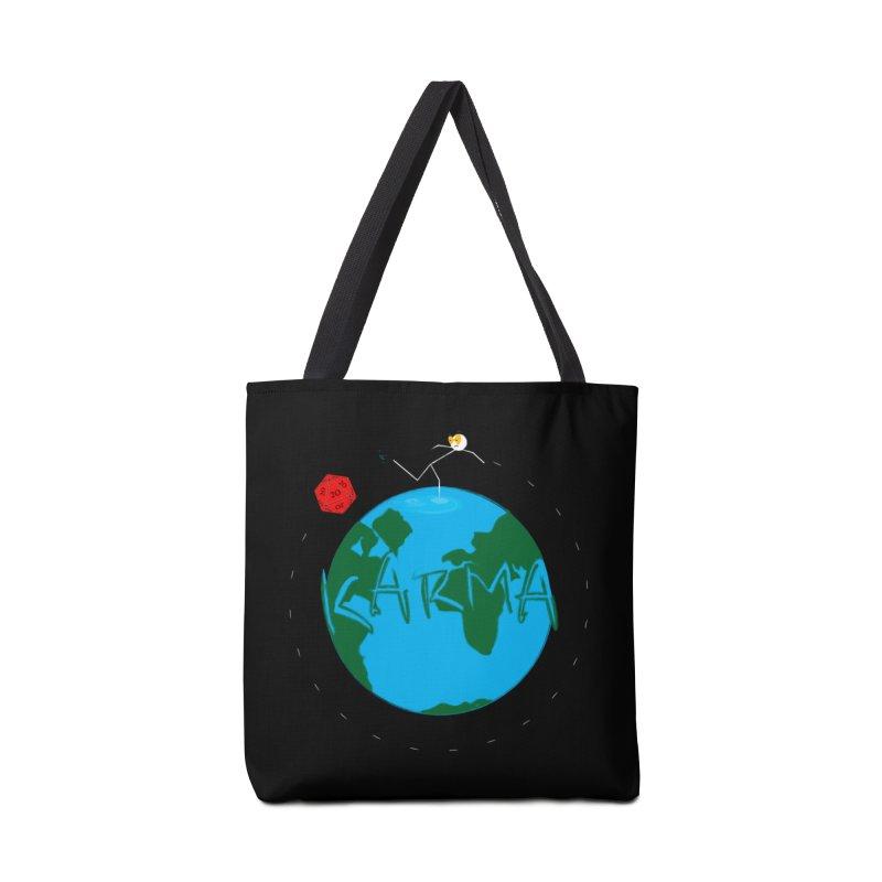Karma Series - d2020 Accessories Tote Bag Bag by RE Casper Studio
