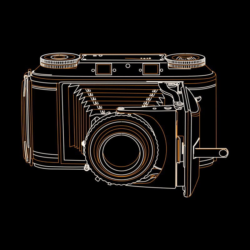 Voigtlander Synchro Compur None  by RE Casper Studio