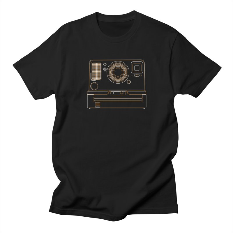 Polaroid OneStep2 Men's Regular T-Shirt by RE Casper Studio