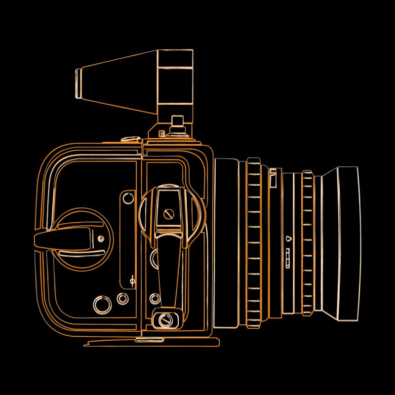 Hasselblad SWC Men's T-Shirt by RE Casper Studio