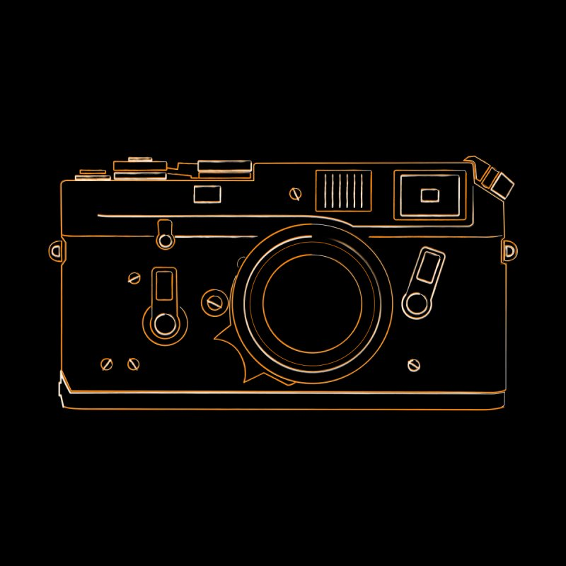 Leica M4 Men's T-Shirt by RE Casper Studio