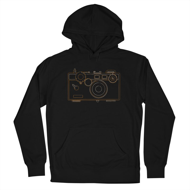 Argus C3 Men's French Terry Pullover Hoody by RE Casper Studio