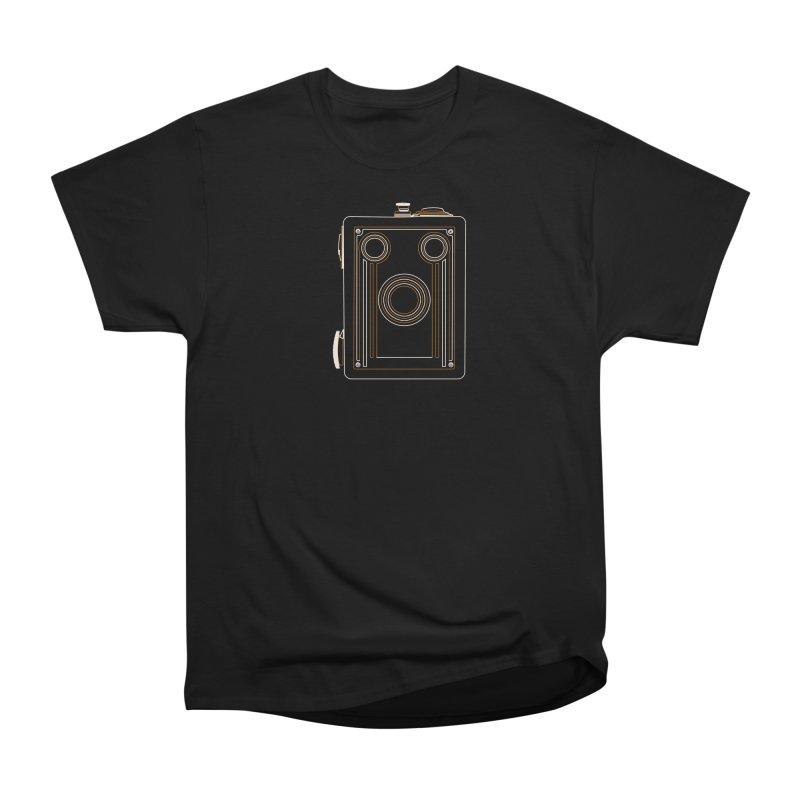 Brownie Target 16 Men's T-Shirt by RE Casper Studio