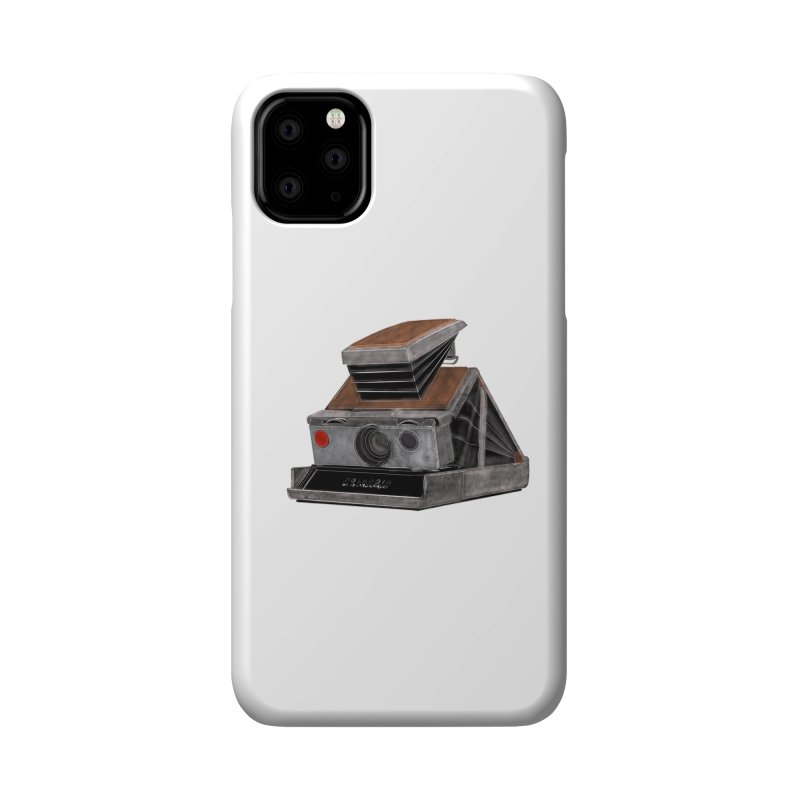 Polaroid SX10 Land Camera Accessories Phone Case by RE Casper Studio