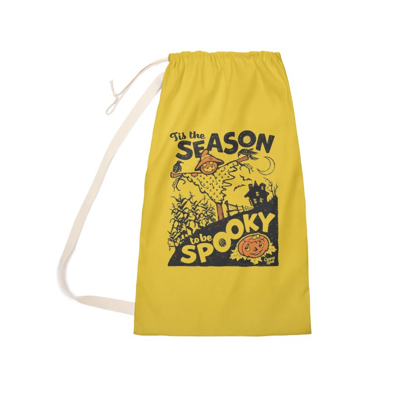Tis the Season to be Spooky by Casper Spell Accessories Bag by Casper Spell's Shop
