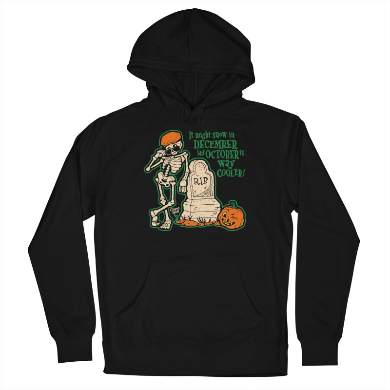 October is Way Cooler Men's Pullover Hoody by Casper Spell's Shop