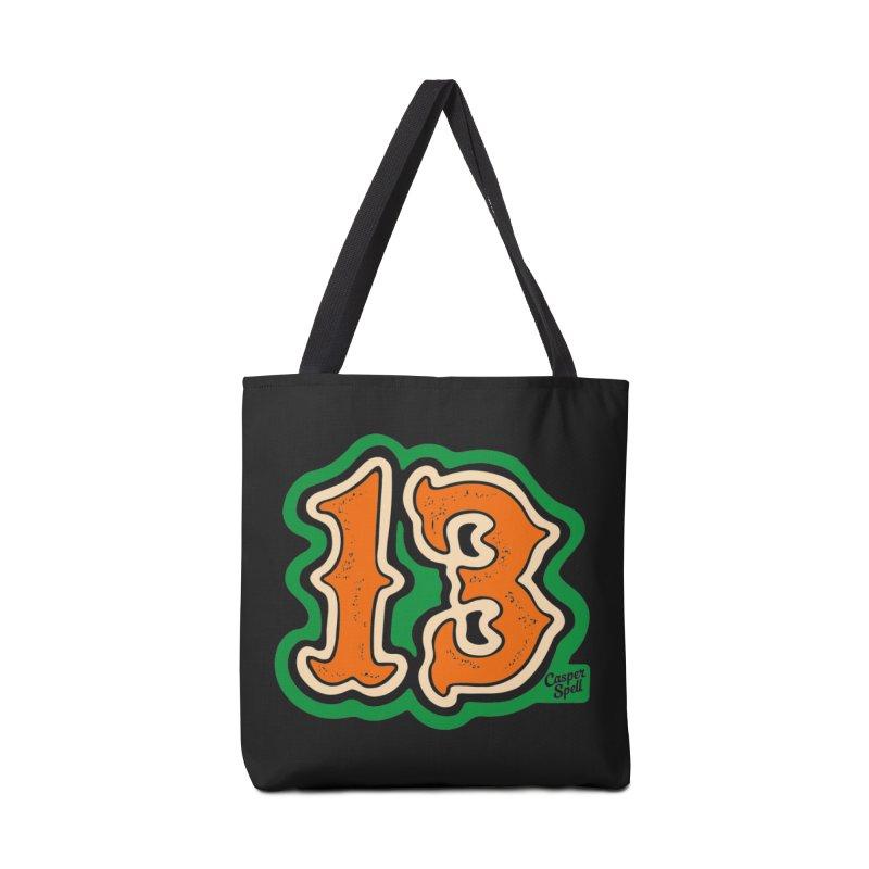 13 by Casper Spell Accessories Bag by Casper Spell's Shop
