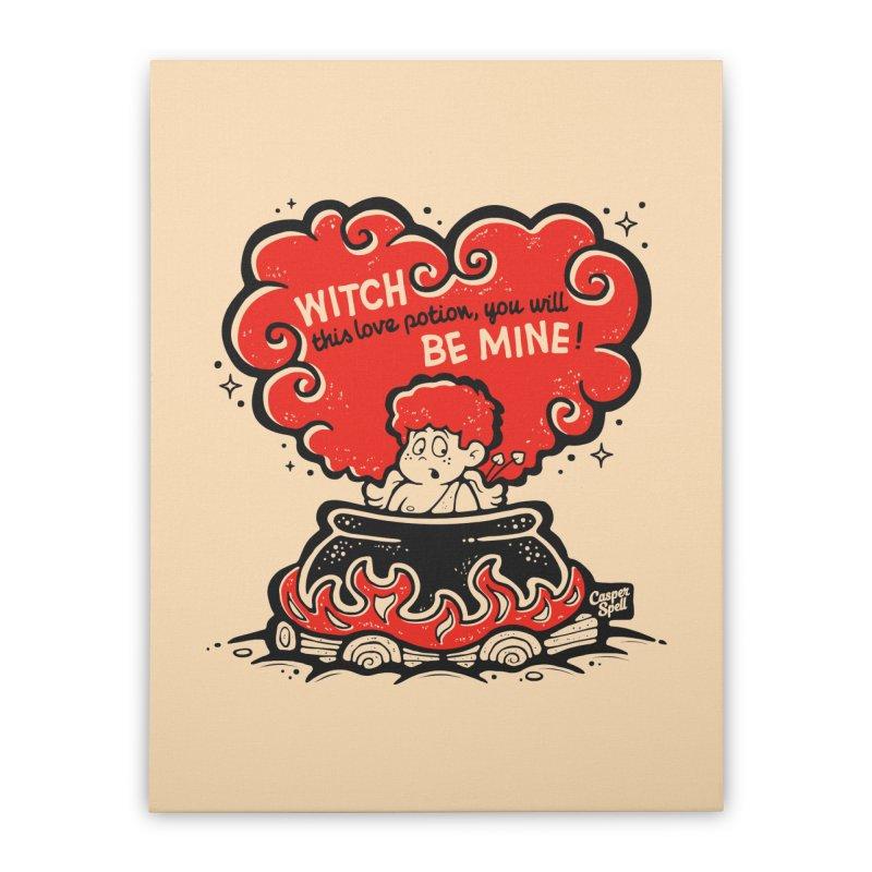 Cupid in Cauldron by Casper Spell Home  by Casper Spell's Shop