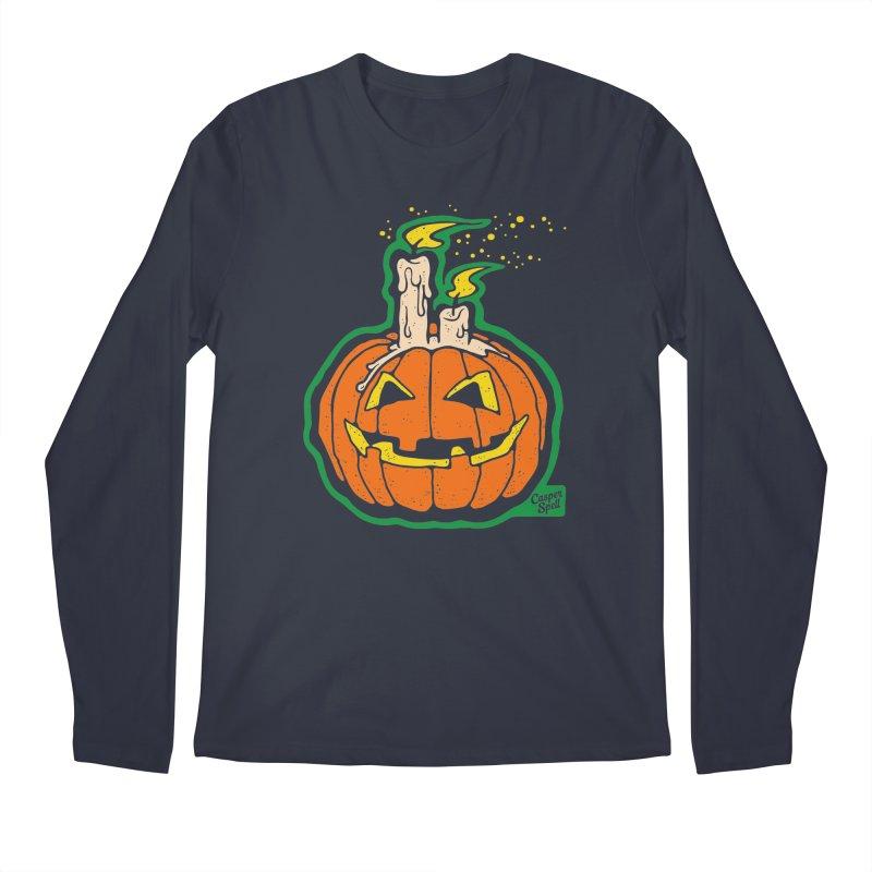 Light All Night Men's Longsleeve T-Shirt by Casper Spell's Shop