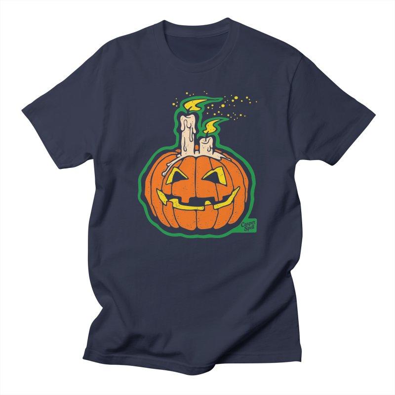 Light All Night Men's T-shirt by Casper Spell's Shop