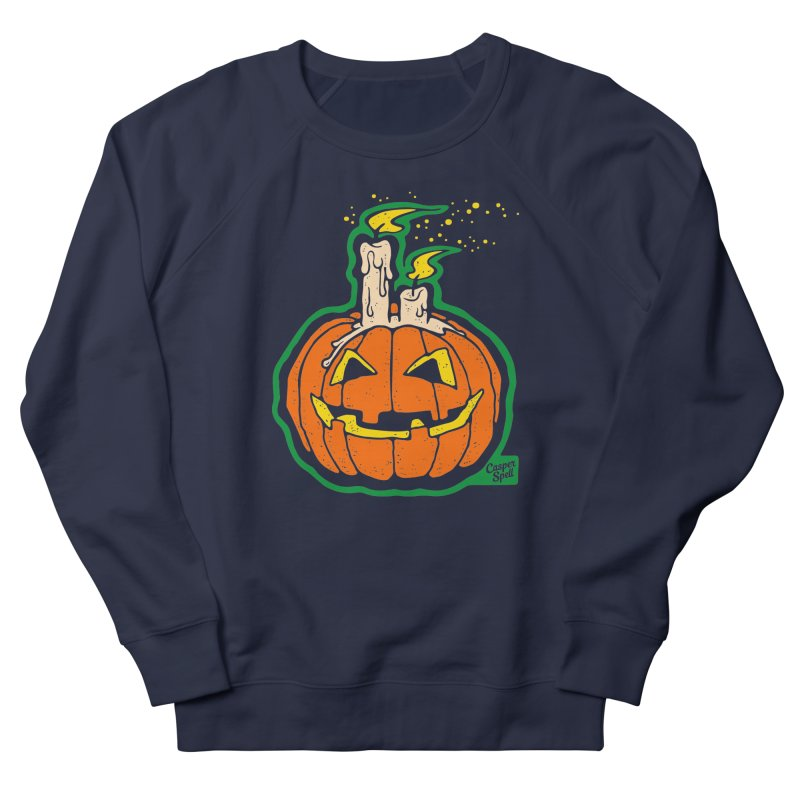 Light All Night Men's Sweatshirt by Casper Spell's Shop