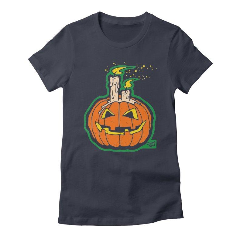 Light All Night Women's T-Shirt by Casper Spell's Shop