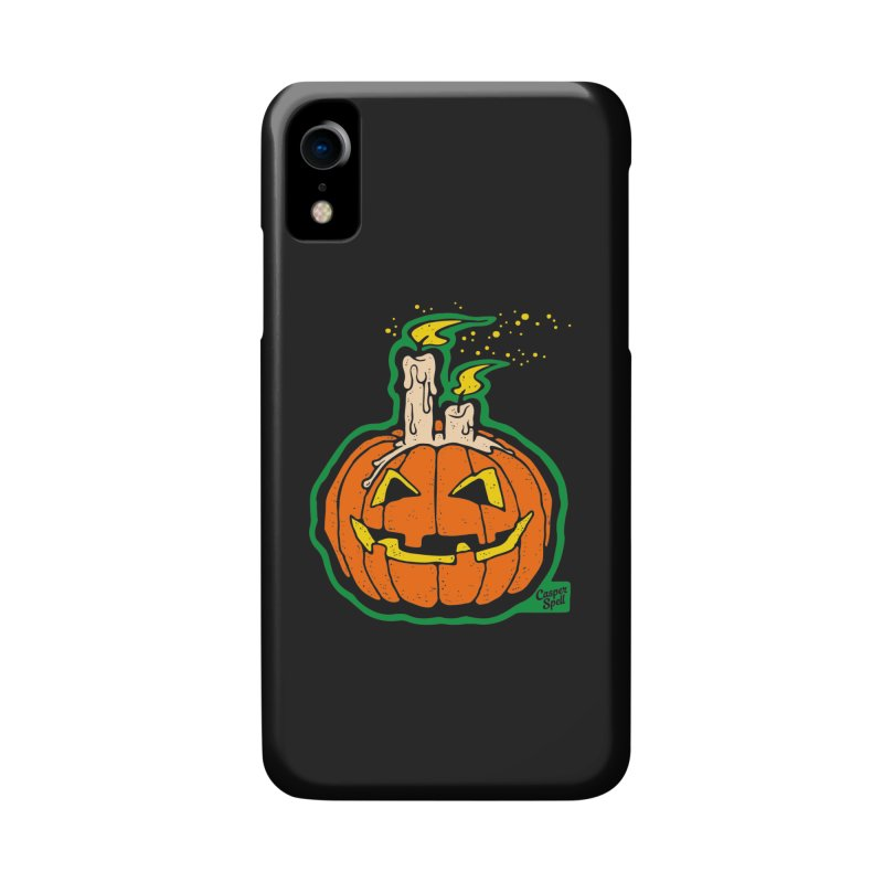 Light All Night Accessories Phone Case by Casper Spell's Shop