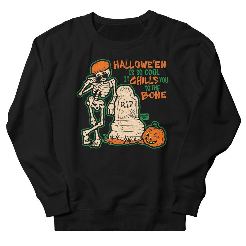 Chills You to the Bone Men's Sweatshirt by Casper Spell's Shop