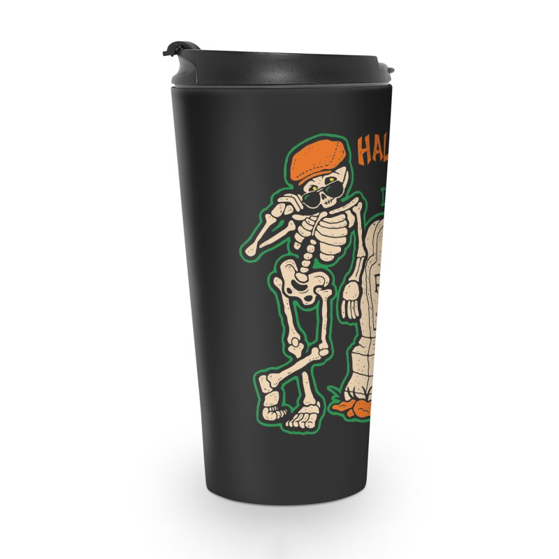 Chills You to the Bone Accessories Travel Mug by Casper Spell's Shop